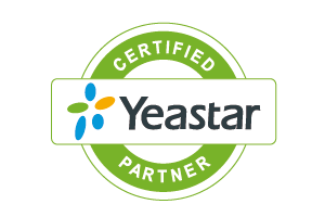 Yeastar Certified Partner
